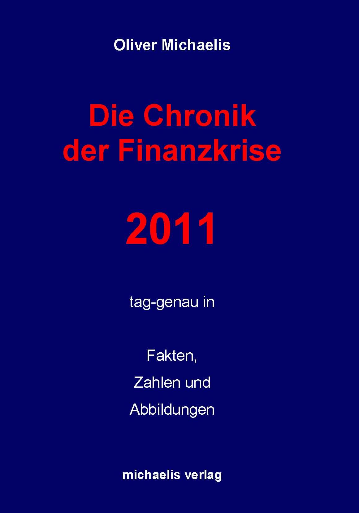 Die Chronik der Finanzkrise 2011